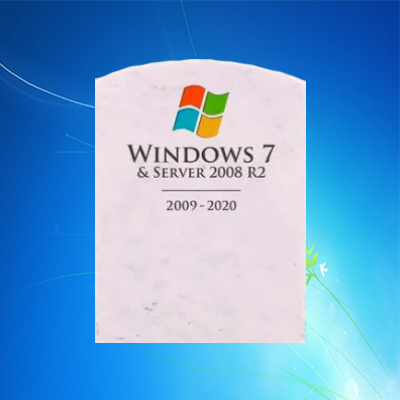 Fin de Windows7 y Windows Server 2008